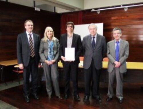 Pol Santandreu Gràcia defended his PhD Thesis