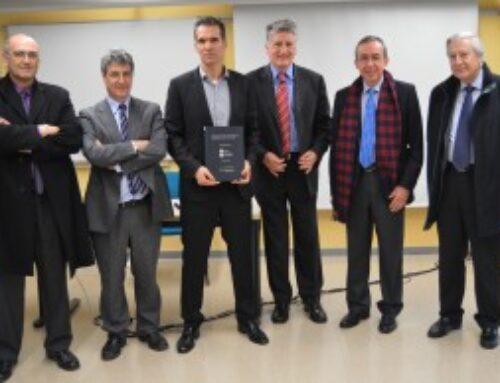 Raül Martínez Buixeda defended his PhD Thesis